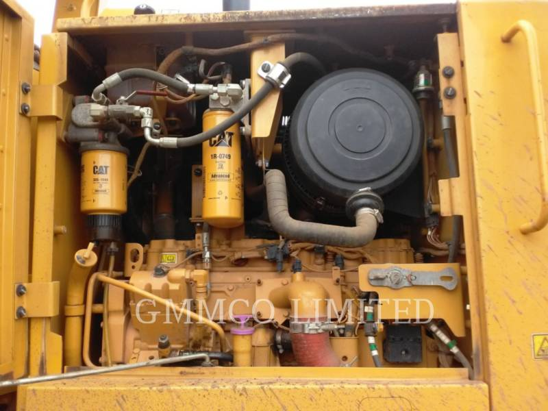 CATERPILLAR MOTORGRADER MIJNBOUW 120K2 equipment  photo 8