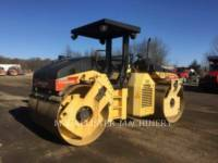 Equipment photo DYNAPAC CC522VHF TANDEMVIBRATIONSWALZE, ASPHALT 1