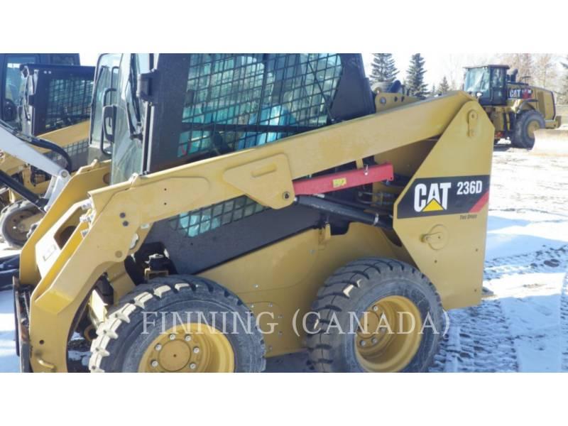 Caterpillar MINIÎNCĂRCĂTOARE RIGIDE MULTIFUNCŢIONALE 236DLRC equipment  photo 4