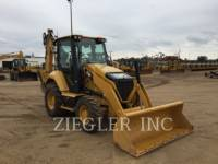 CATERPILLAR RETROEXCAVADORAS CARGADORAS 416F2H2 equipment  photo 1