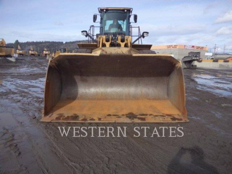 CATERPILLAR MINING WHEEL LOADER 980M equipment  photo 6