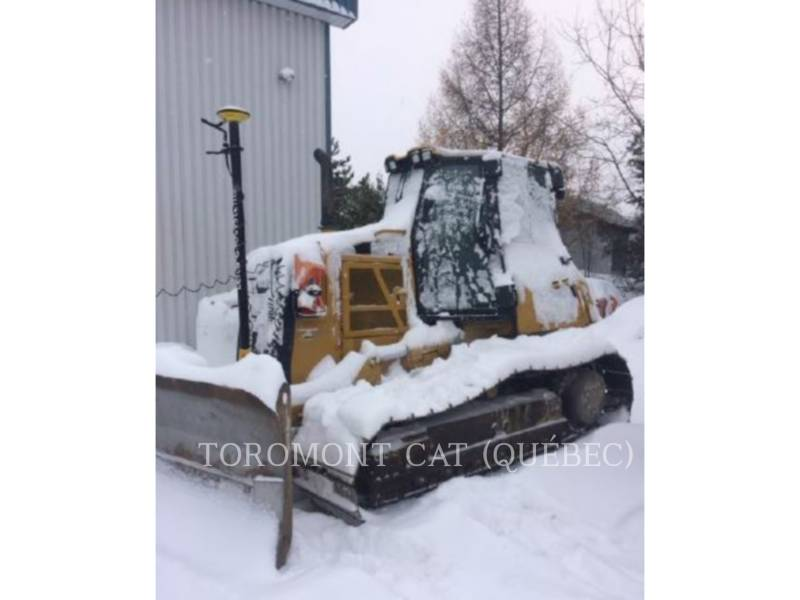 CATERPILLAR TRACK TYPE TRACTORS D6K equipment  photo 1