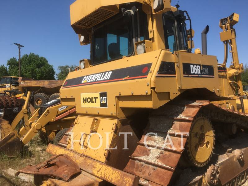 CATERPILLAR TRACK TYPE TRACTORS D6RIIXW equipment  photo 3