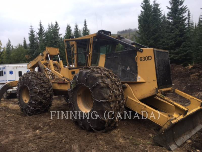 TIGERCAT FORESTAL - ARRASTRADOR DE TRONCOS 630D equipment  photo 2