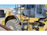 CATERPILLAR BERGBAU-RADLADER 980K equipment  photo 4