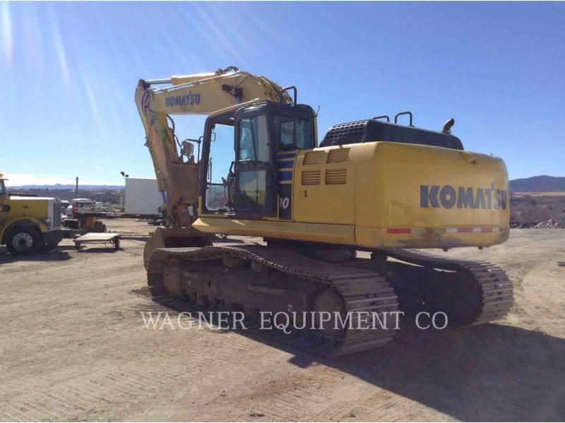 KOMATSU EXCAVADORAS DE CADENAS PC290LC-10 equipment  photo 4