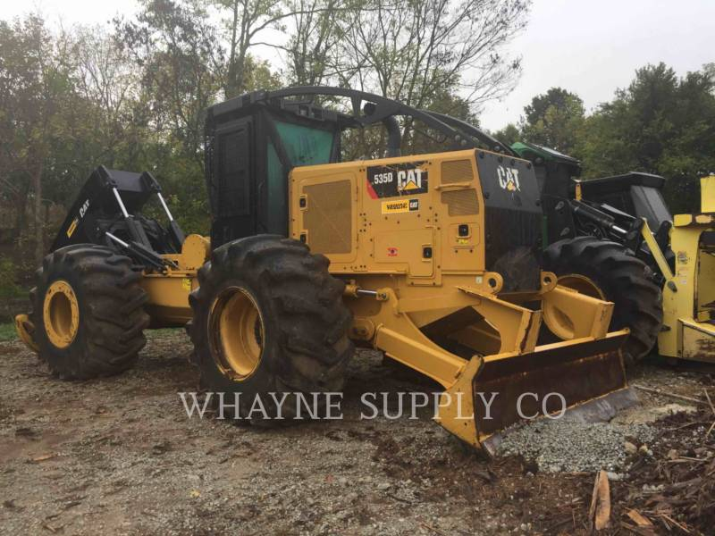 CATERPILLAR FORESTRY - SKIDDER 535D equipment  photo 1