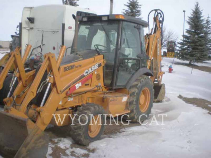 CASE/NEW HOLLAND BACKHOE LOADERS 580M II equipment  photo 5