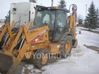 CASE/NEW HOLLAND BAGGERLADER 580M II equipment  photo 5