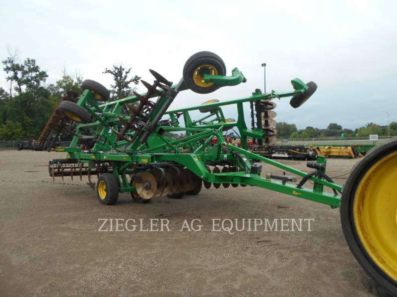 DEERE & CO. AG TILLAGE EQUIPMENT 2720 equipment  photo 7