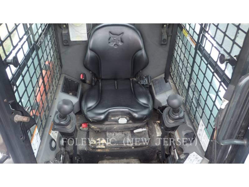 BOBCAT KOMPAKTLADER S750 equipment  photo 8