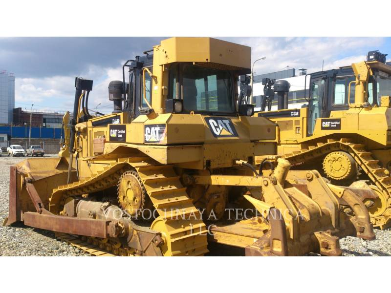CATERPILLAR CIĄGNIKI GĄSIENICOWE D6R equipment  photo 4
