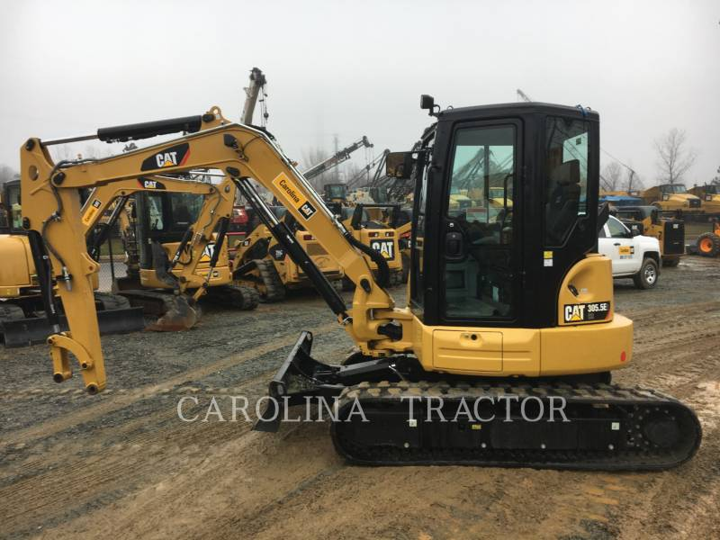 CATERPILLAR TRACK EXCAVATORS 305.5E2 CB equipment  photo 1