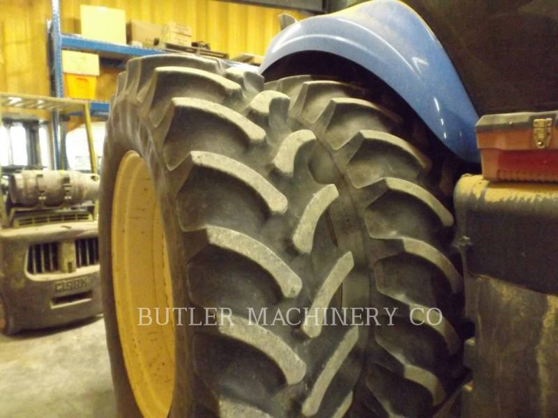 FORD / NEW HOLLAND AG TRACTORS TG305 equipment  photo 13