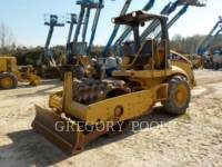 Equipment photo CATERPILLAR CP-433E VIBRATORY SINGLE DRUM PAD 1