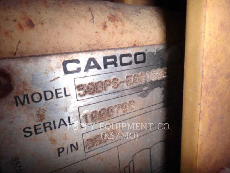 CATERPILLAR TRACTORES DE CADENAS D6NXL equipment  photo 19
