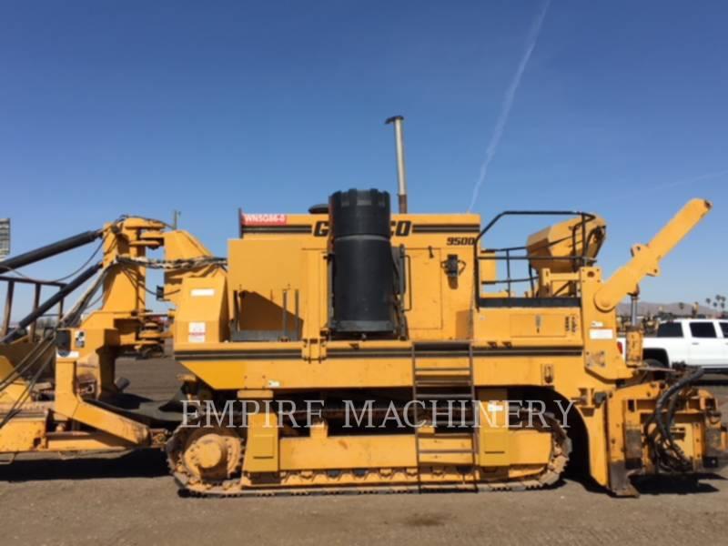 GOMACO SCHWARZDECKENFERTIGER 9500 equipment  photo 1