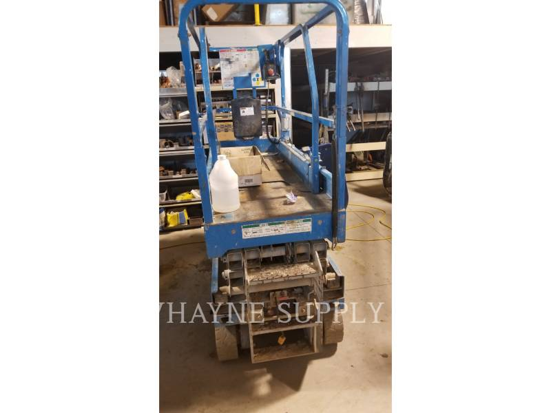 GENIE INDUSTRIES LIFT - SCISSOR GS1530 equipment  photo 3