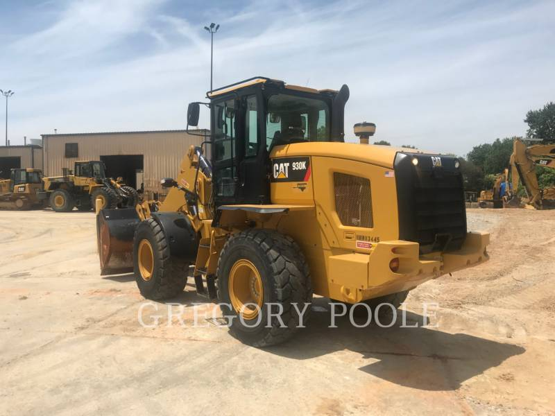 CATERPILLAR CARGADORES DE RUEDAS 930K equipment  photo 9