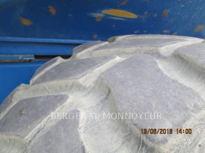CATERPILLAR KNICKGELENKTE MULDENKIPPER 740B equipment  photo 10