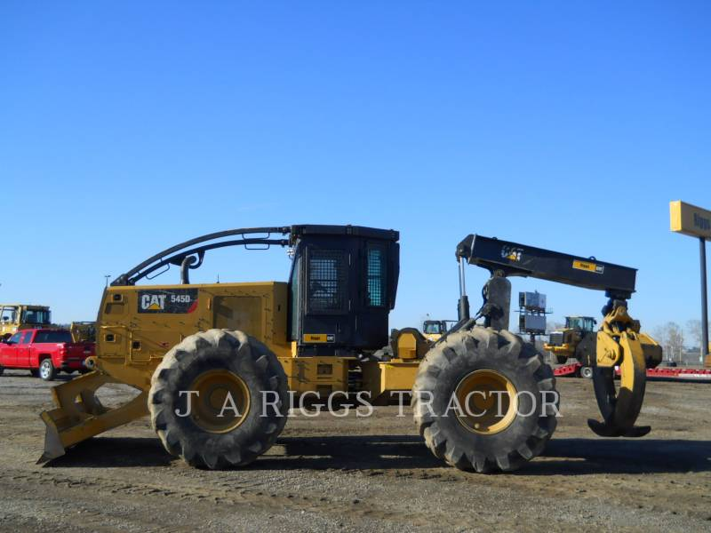 CATERPILLAR 林業 - スキッダ 545D DF equipment  photo 2