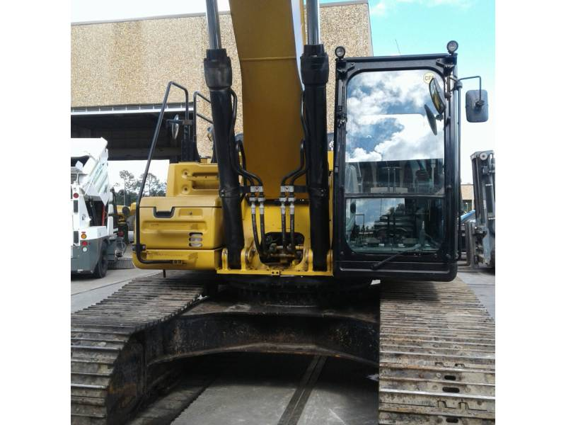 CATERPILLAR TRACK EXCAVATORS 336 F L equipment  photo 7
