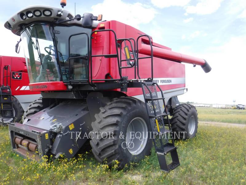 MASSEY FERGUSON MÄHDRESCHER 9795 equipment  photo 1