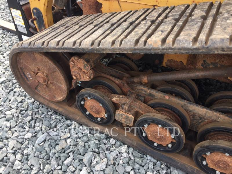 CATERPILLAR DELTALADER 297C equipment  photo 10