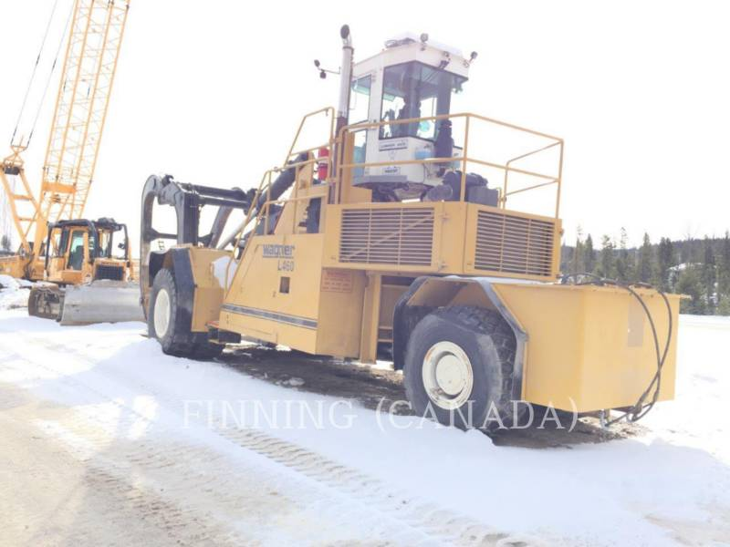 WAGNER FORESTRY - STACKER L460 equipment  photo 3