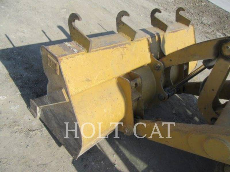 CATERPILLAR CARGADOR INDUSTRIAL 414E equipment  photo 12