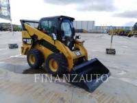 Equipment photo CATERPILLAR 262D SCHRANKLADERS 1