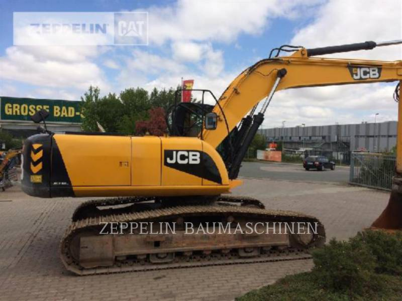 JCB TRACK EXCAVATORS JS240NL equipment  photo 6