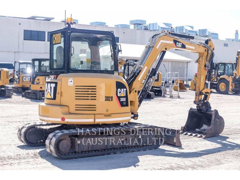 CATERPILLAR EXCAVADORAS DE CADENAS 305E C2 equipment  photo 7
