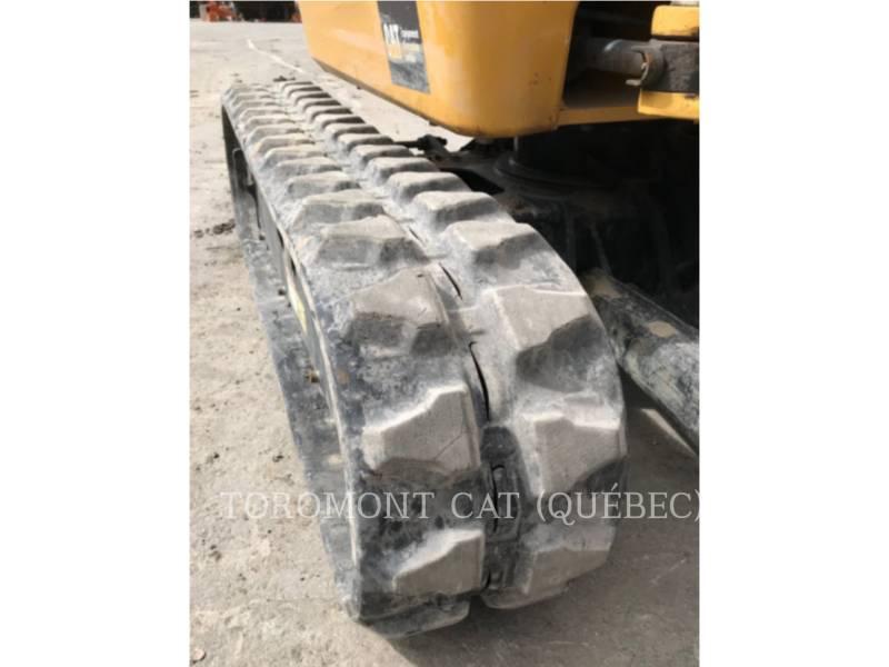 CATERPILLAR 履带式挖掘机 301.7D CR equipment  photo 9