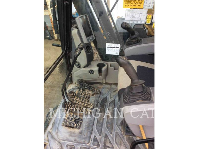 CATERPILLAR KETTEN-HYDRAULIKBAGGER 320EL equipment  photo 18