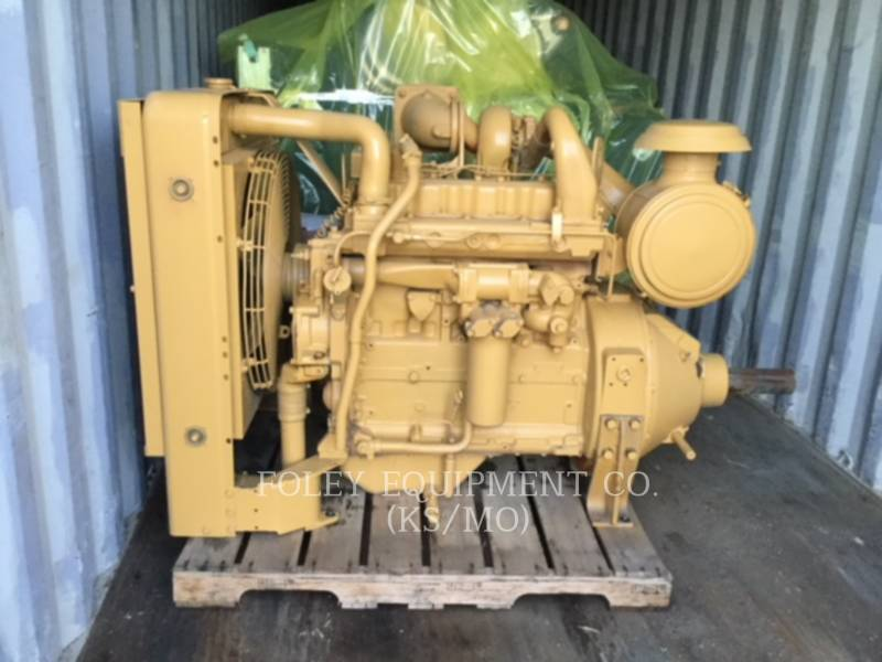 CATERPILLAR INDUSTRIAL D3304IN equipment  photo 1