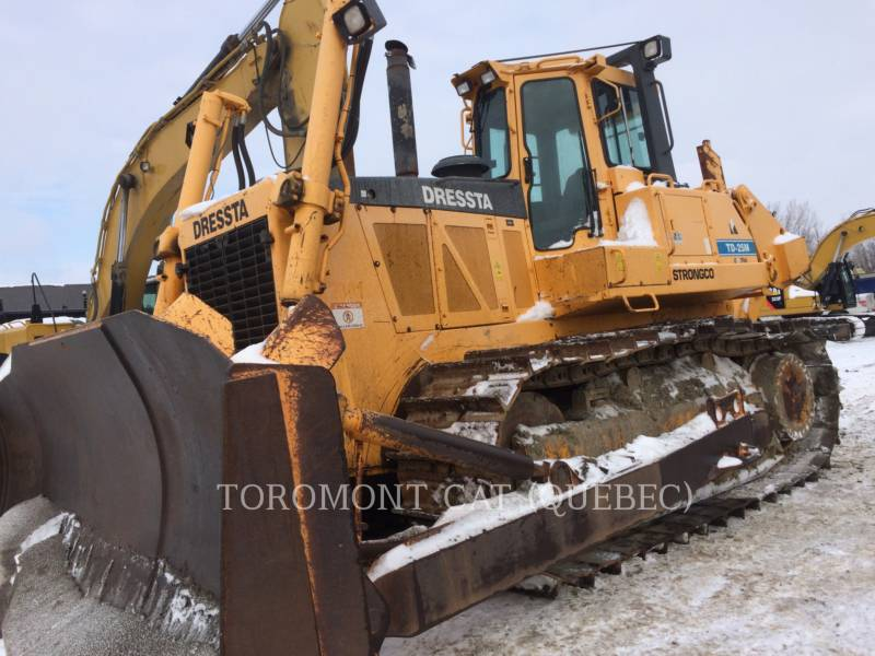 DRESSER TRACTEURS SUR CHAINES TD25M equipment  photo 1
