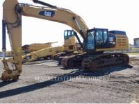 Equipment photo CATERPILLAR 349EL TRACK EXCAVATORS 1