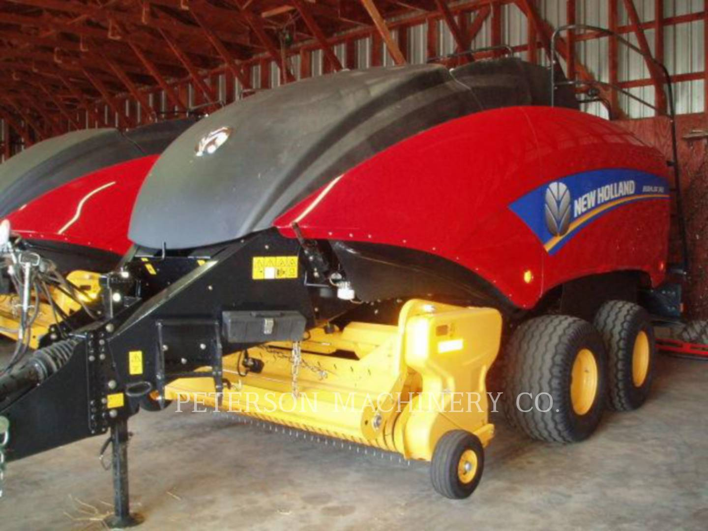 Detail photo of 2013 New Holland BB340 from Construction Equipment Guide