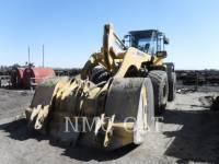 Equipment photo KOMATSU WA320_KM 轮式装载机/多功能装载机 1