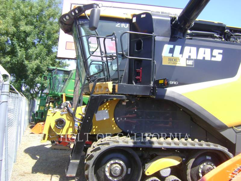 LEXION COMBINE COMBINES 760TT   GT10773 equipment  photo 1