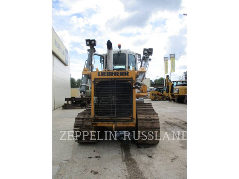 LIEBHERR TRACK TYPE TRACTORS PR 734 L LITRONIC equipment  photo 2