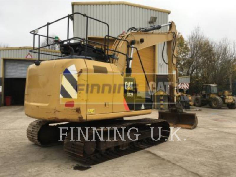 CATERPILLAR TRACK EXCAVATORS 312E DCA2 equipment  photo 3