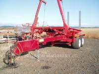 PRO AG 農業用集草機器 16K BALE STACKER equipment  photo 1