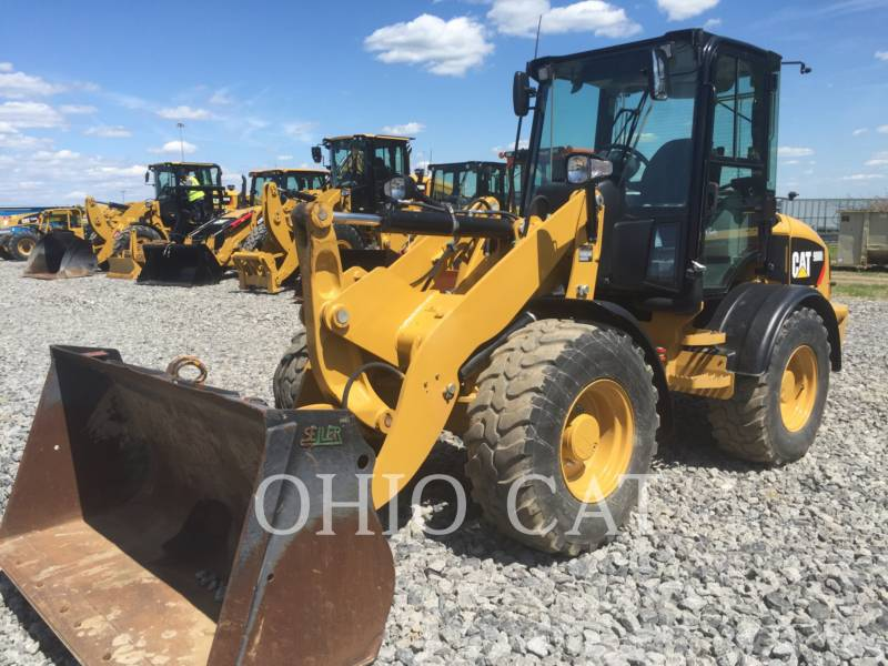 CATERPILLAR CARGADORES DE RUEDAS 908H equipment  photo 2