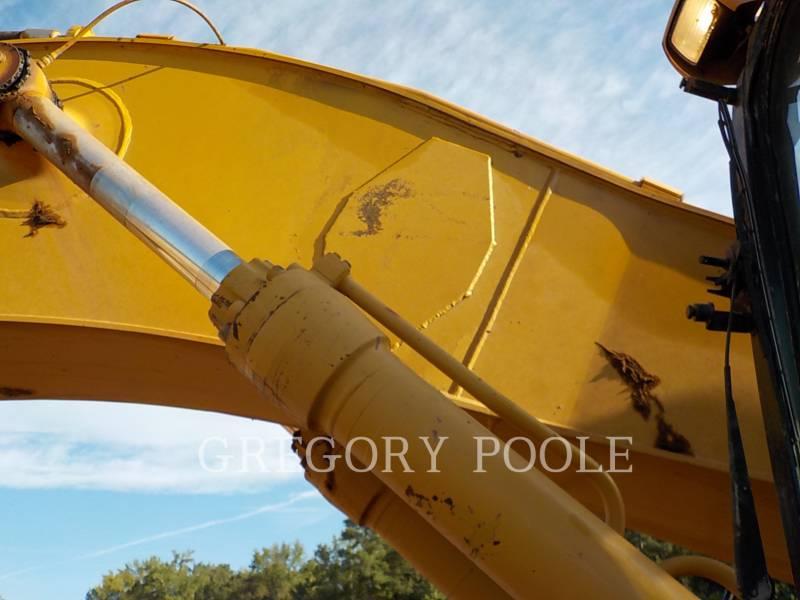CATERPILLAR TRACK EXCAVATORS 330C L equipment  photo 24