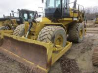 Equipment photo CATERPILLAR 824KLRC WHEEL DOZERS 1