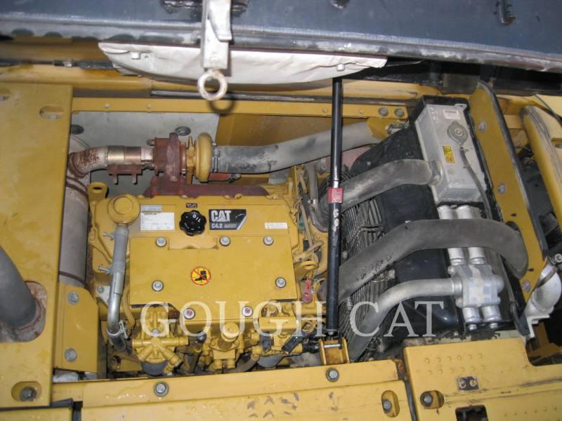 CATERPILLAR TRACK EXCAVATORS 312D equipment  photo 7