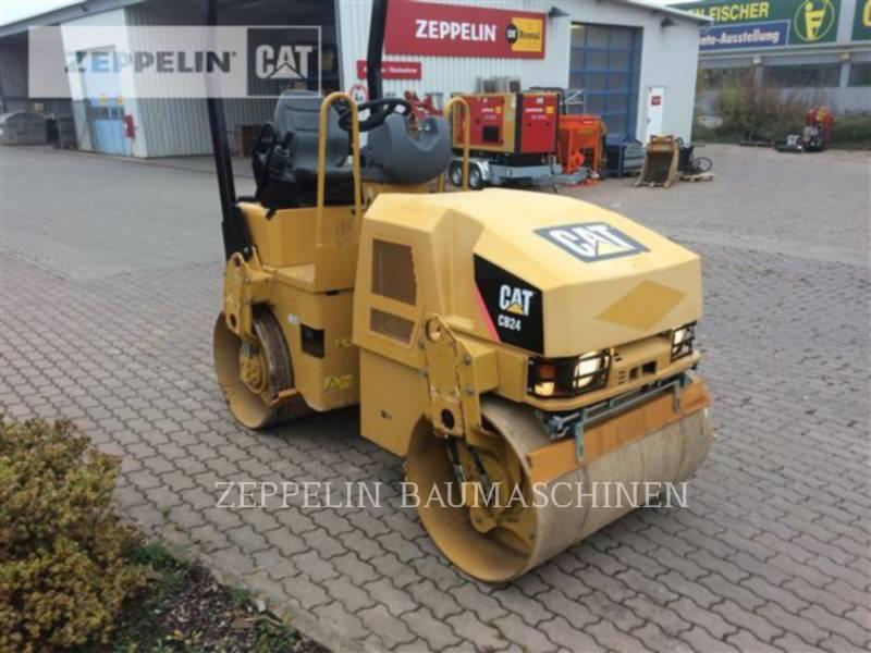 CATERPILLAR VERDICHTER CB24 equipment  photo 4