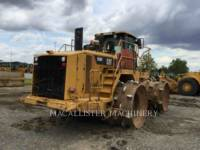 CATERPILLAR COMPACTORS 826H equipment  photo 3